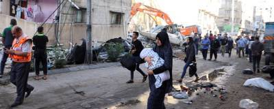 Песков: Конфликт между Палестиной и Израилем несет угрозу России