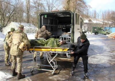 Укроборонпром организовал коррупционную схему на закупке авто для перевозки раненых