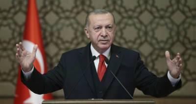 Эрдоган подверг Байдена жесткой критике за военную помощь Израилю