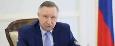 Губернатор Петербурга не исключил усиления антикоронавирусных ограничений