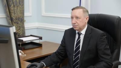 Губернатор Петербурга Беглов оценил ситуацию с коронавирусом в городе