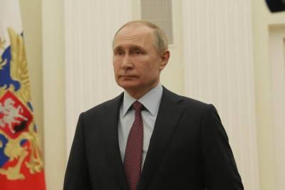 В графике Путина пока нет посещения матчей Евро-2020 в Петербурге