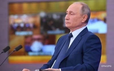 Путин призвал Израиль и Палестину к миру