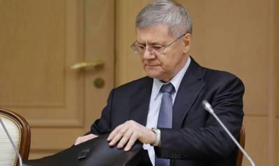 Президент наградил фигуранта громкого антикоррупционного расследования Юрия Чайку орденом «За заслуги перед Отечеством»