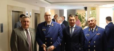 Президент назначит Дмитрия Харченкова прокурором Карелии