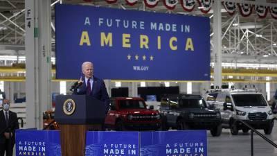 Байден пошутил о начале своей карьеры в сенате США 180 лет назад