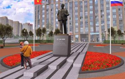 Александр Беглов пообещал открыть в Петербурге культурно-деловой центр им. Хо Ши Мина