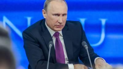Путин очно выступит на пленарном заседании ПМЭФ в Петербурге