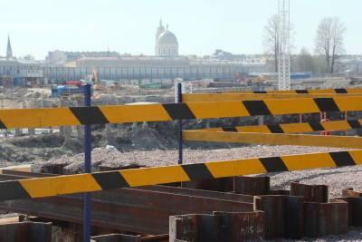 В Петербурге до следующего года заморожен проект парка «Тучков буян»