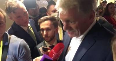 В Кремле не исключают встречи Владимира Путина и Илона Маска