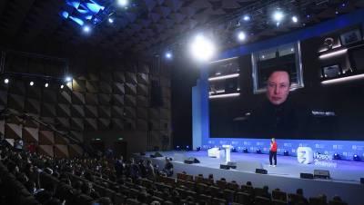 Илон Маск назвал себя пришельцем из будущего