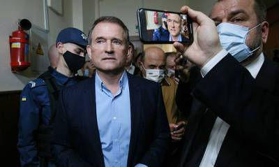 Виктор Медведчук: В Украине происходят политические репрессии и незаконное преследование оппозиции