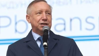 Зачем усы сбрил: губернатор Петербурга Беглов появился на людях в новом образе (ФОТО)