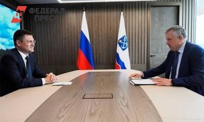 Новак подтвердил бесплатную газификацию Ленобласти