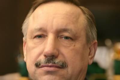 Губернатор Санкт-Петербурга Беглов появился без усов