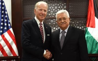 Байден назвал независимость Палестины единственным способом решить конфликт на Ближнем Востоке