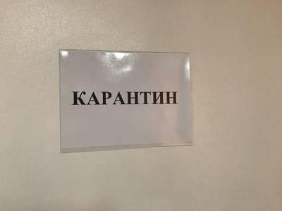 Ограничения по COVID-19 в Санкт-Петербурге продлили до 12 июля