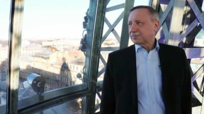 Губернатор Петербурга заявил о готовности города к ЕВРО-2020 и ПМЭФ
