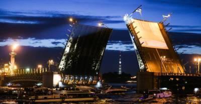 """""""Поющие мосты"""" и лазерное шоу откроют празднование Дня города в Петербурге"""