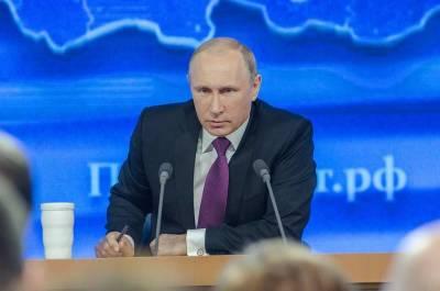 Путин призвал принимать в учет современные военные тенденции при развитии армии России