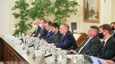"""Петербург и компания """"Газпром"""" подпишут новый трёхлетний договор о сотрудничестве"""