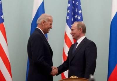 Названа дата и место встречи Путина и Байдена