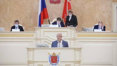 Депутаты ЗакСа ускорят развитие бизнеса с помощью Дня предпринимательства