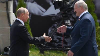 Лукашенко назвал главную повестку предстоящей встречи с Путиным