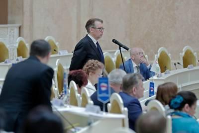 Депутаты Петербурга выбрали новых почетных граждан города: среди них одиозный балетмейстер
