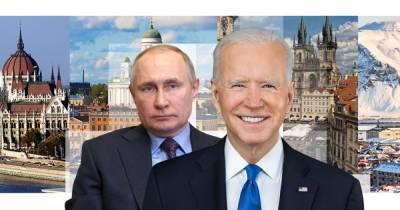 На встрече с Путиным Байден подчеркнет на поддержке суверенитета Украины — Псаки