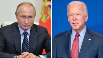Швейцарское СМИ назвало предполагаемое место встречи Путина и Байдена в Женеве