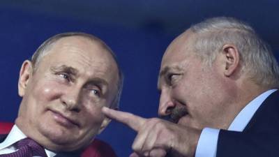 Глава МИД Германии: Запад должен обсуждать Беларусь с Путиным