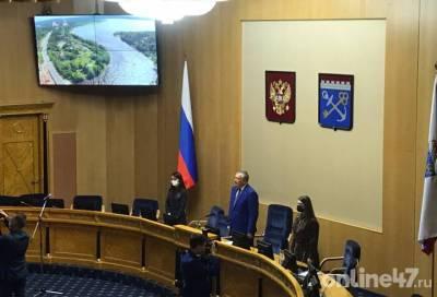 Александр Дрозденко - волонтёрам Победы: Вы должны подхватить знамя