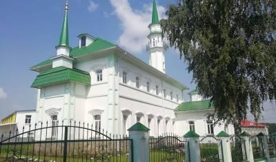 В Башкирии отреставрировали мечеть, которую начали строить более ста лет назад