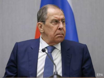 Лавров об инициативе Кравчука перенести переговоры ТКГ из Минска: Надеюсь, Франция и Германия не позволят это сделать