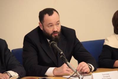 Депутат Анохин возглавит списки РПСС на осенних выборах в ЗакС Петербурга