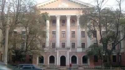 Здание бывшего института минресурсов в Крыму отремонтируют за 322 млн