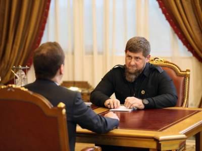 Кадыров горячо отверг попытки обвинить его в противопоставлении себя Путину