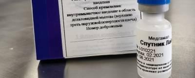 Мурашко: Вакцина «Спутник Лайт» будет использоваться для граждан младше 60 лет