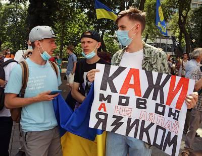 Захарова обвинила Запад в молчании о нарушениях Киевом свободы слова