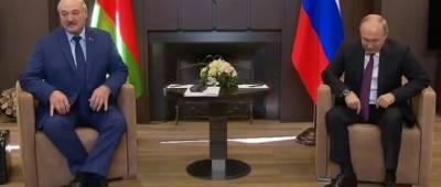 Путин и Лукашенко встретились в Сочи: что обсуждали