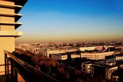 Суббота в Петербурге будет прохладной, но солнечной