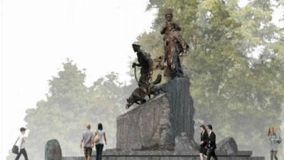На улице Савушкина появится памятник пограничникам