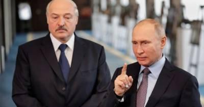 Договорились: Путин выделит Лукашенко полмиллиарда долларов