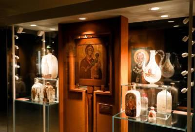Музей христианской культуры открылся в Петербурге