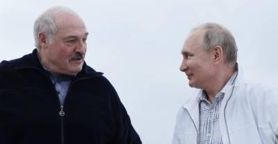 В Белоруссии рассказали, о чём Путин и Лукашенко договорились в Сочи