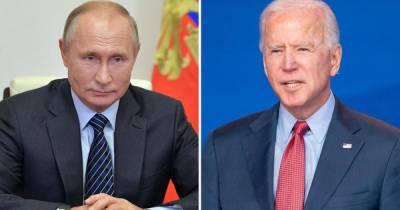 Встреча Путина и Байдена: посидят, поболтают, разойдутся