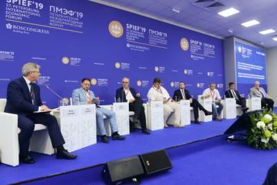На ПМЭФ ожидается большое выступление Владимира Путина