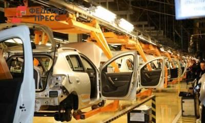 «АвтоВАЗ» приостанавливает производство автомобилей