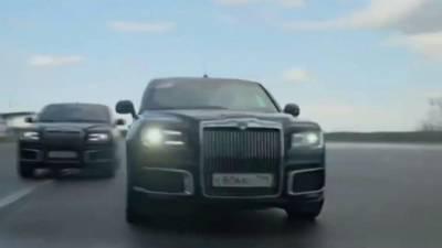 В Татарстане началось серийное производство российских автомобилей «Аурус»